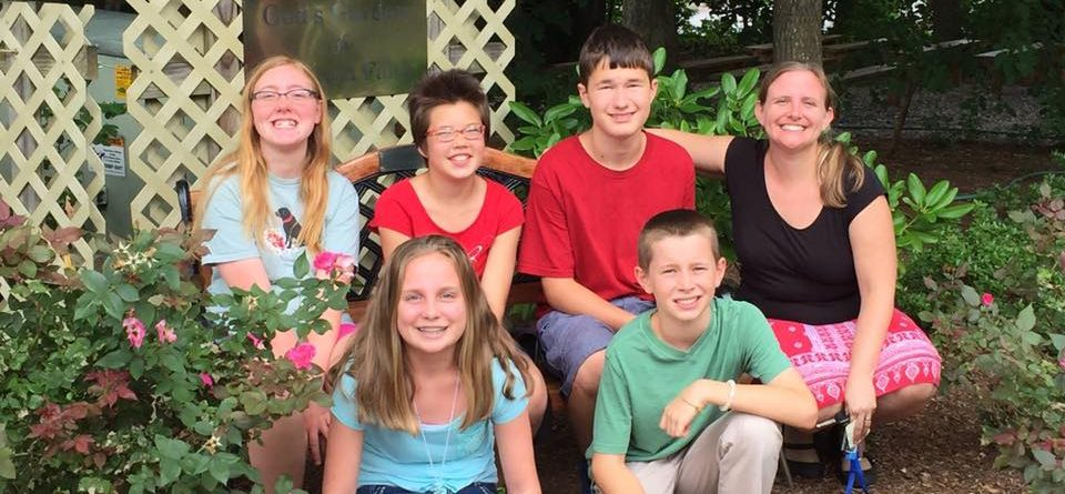 Middle School Summer Mission Team