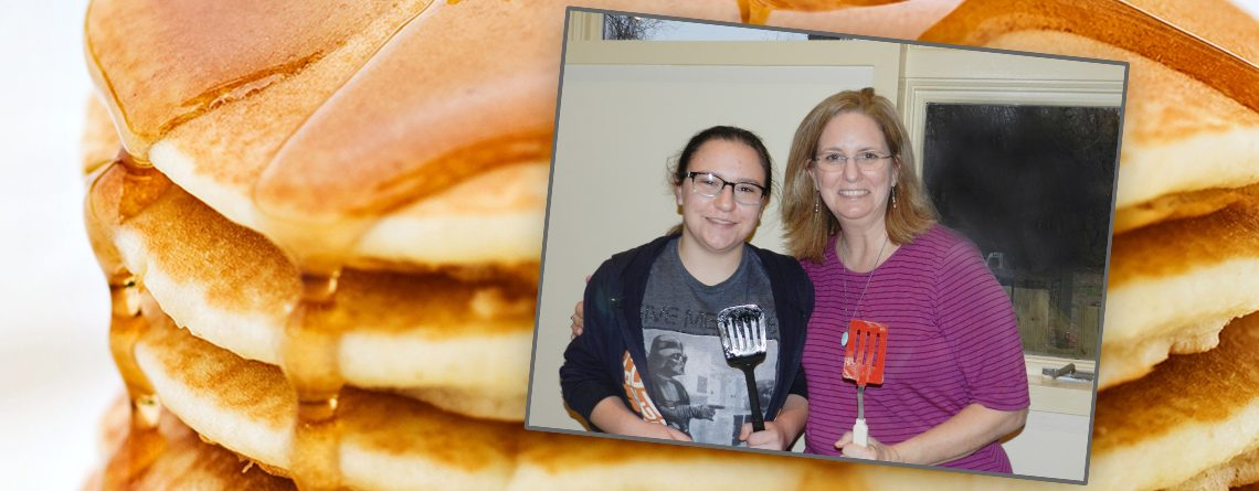 Join us for a Pancake Supper 2/13 @5:30pm