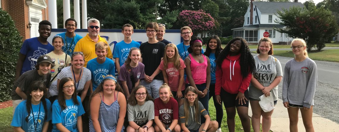 YOUTH MISSION: Eastern Shore of VA