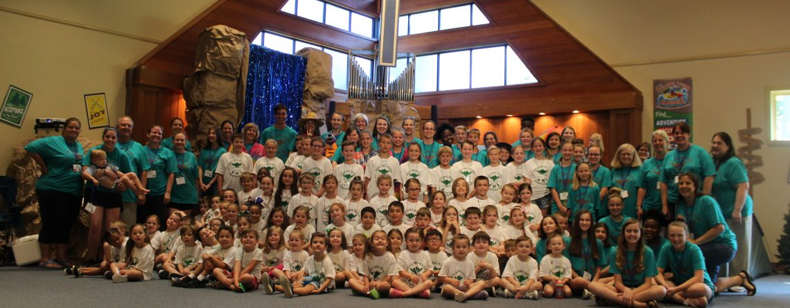 VBS 2018: Rolling River Rampage