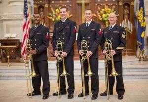 Trombone Quartet Recital